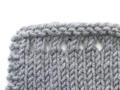 How To Keep Track of Needle Size While Swatching :: Knitting Tip