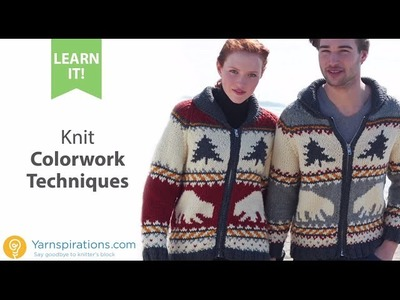 How to Knit Colorwork