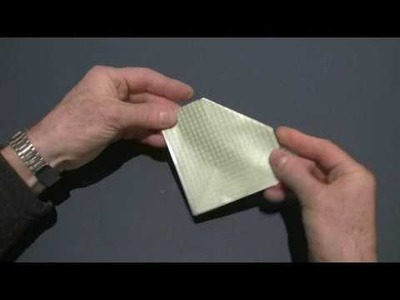 How to make a Origami basket