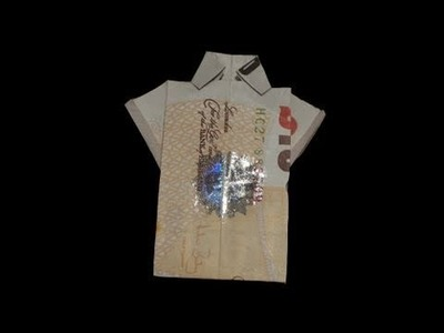 How to Make an Origami Note T-Shirt