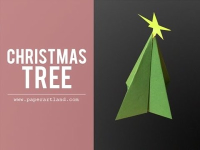 Let's make a Kirigami X-mas Tree