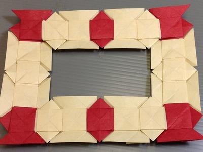 Make Your Own Gift Origami Modular Frame