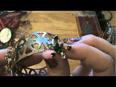 My Antique Store Vintage Jewelry Haul for my Ebay