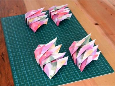 Ocatgonal Origami Box