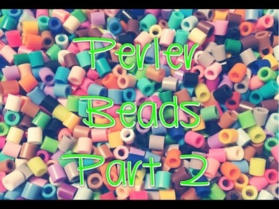 Perler Beads Part 2