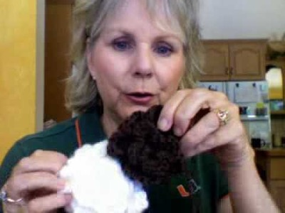 Re: Slinky Crochet Flower