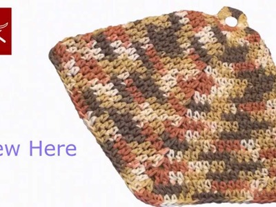 Recommended Video Double Thick Crochet Potholder