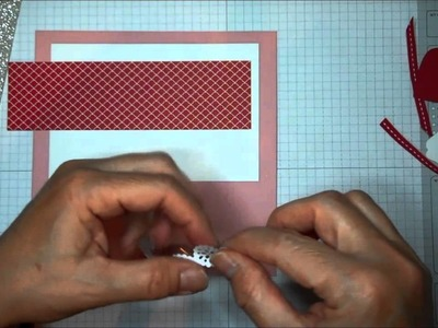 Stamping and Scrapbooking Sunday Series:  True Love Layout
