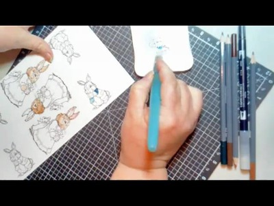 Watercolor Pencil Technique -  Tutorial Video