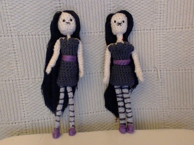 Adventure Time Marceline Crochet Tutorial Part 1