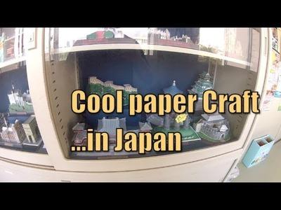 Amazing Paper Craft in Japan