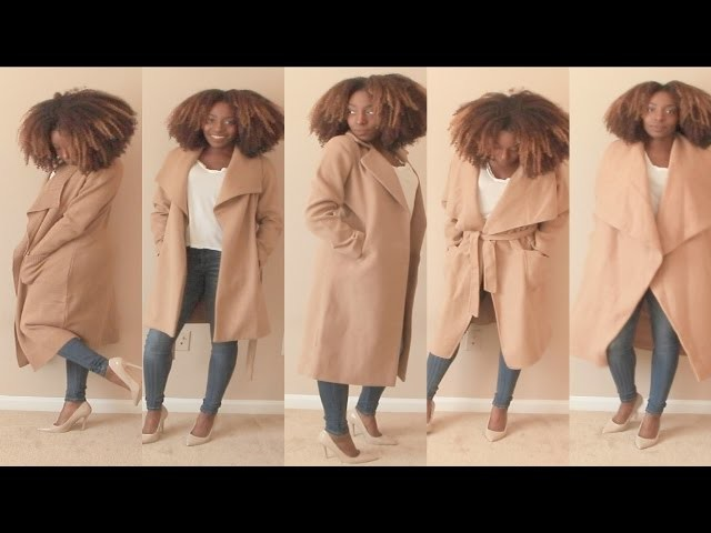 BEST CAMEL COATS| MODELED