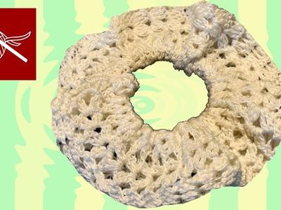 CROCHET HAIR SCRUNCHIE Crochet Geek