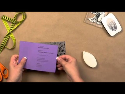 DIY Halloween Party Invitations