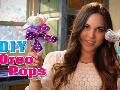 DIY: How to decorate Oreo Pops - Fun DIY's with Karla (English)