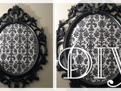 DIY- Ikea UNG Drill mirror into Art (the mirror seen on Pretty little liars!)