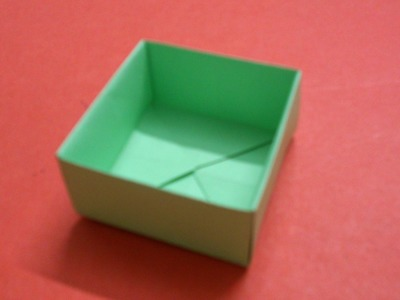 How to make a Paper Box 2