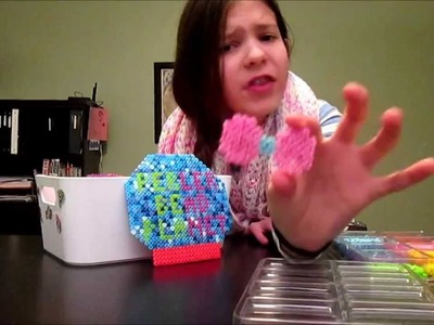 How To Make A Perler Bead Hair Bow ♫Fashion Friday♫