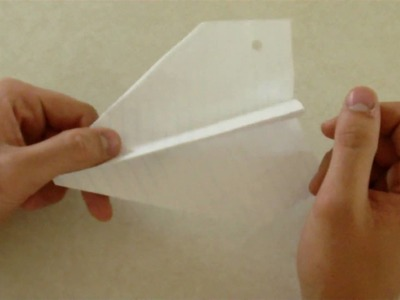How to make Dragon Paper Airplane
