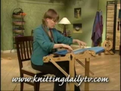 KDTV 105 Combine Weaving with Knitting