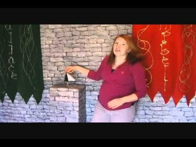 Medieval Makeover - Castle Ideas and Blacksmith Crafts