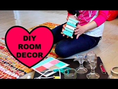 Quick & Easy DIY Room Decorating Ideas!