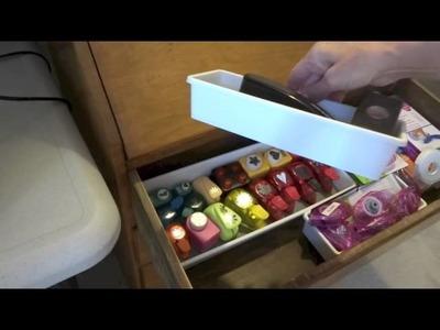 Craftroom Organization Part 2