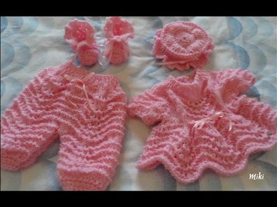 Crochet for Baby Girl (Per la piccola Giulia)
