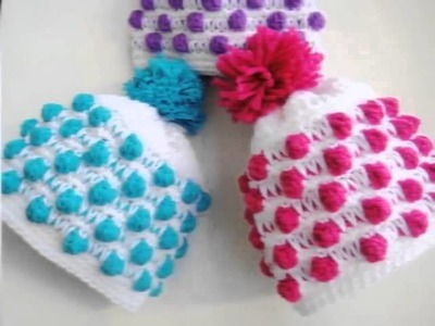 Cute  Baby Booties and Hat Patterns -New Crochet!
