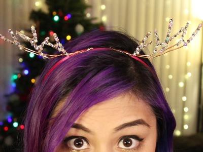 Deer Antler Headband ♥ DIY