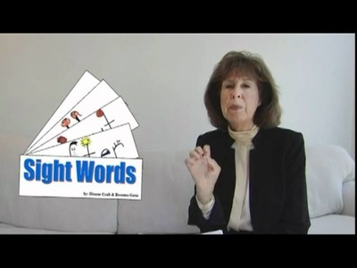Dianne Craft's Sight Words Cards