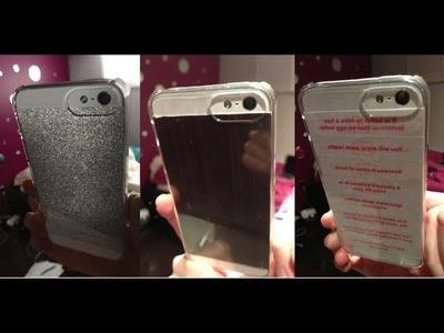 DIY Phone Case Decorating