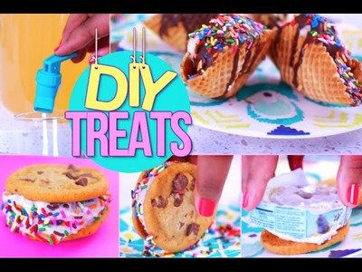 DIY Summer Treats!