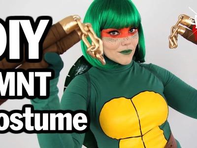 DIY TMNT Costume, ThreadBanger Cosplay