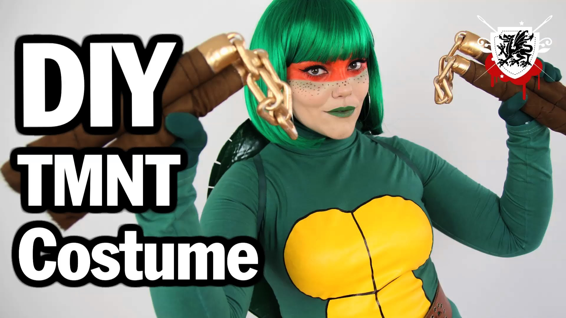 DIY TMNT Costume, ThreadBanger Cosplay