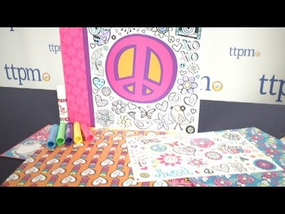Doodle Deco Ultimate Scrapbook & Cards from Horizon Group USA