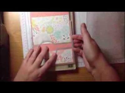 Double Flip Flap Card Tutorial