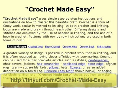 How to Crochet - Crochet for Beginners - Crochet Baby - Crochet hat - Crochet Flower and MUCH MORE!