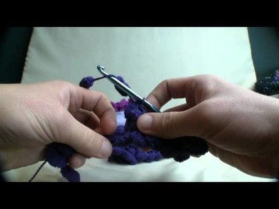 How to Crochet using Gnocchi Yarn by Estelle Yarns