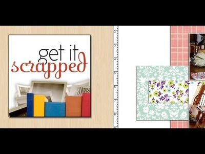 How to Cut and Punch Paper in Photoshop to Make Digital Scrapbook Pages