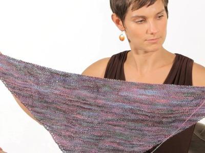 How to Do Large Diameter Circular Knitting | Circular Knitting