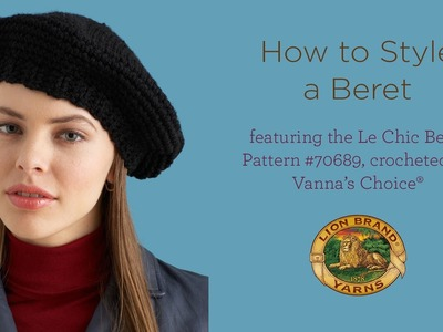 How to Style a Beret