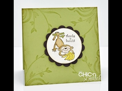 Kidoodles Card with Chic n Scratch