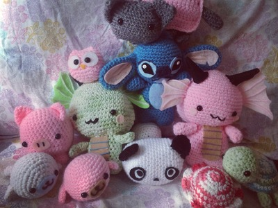 New craft: amigurumi