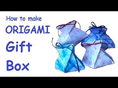 Origami - Gift box