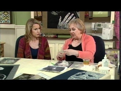 Quilting Arts TV Series 800 with Pokey Bolton