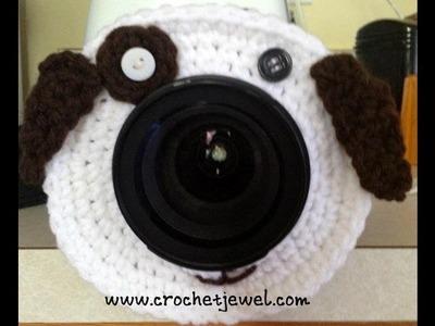 Crochet Camera Puppy Pal Part II