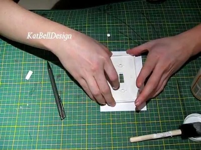 DIY: Light Switches!!