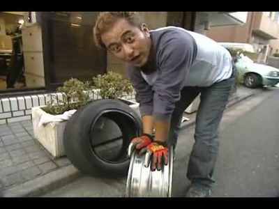 DIY Tengoku - Tire Removal and Mounting