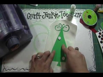 Episode #64 ~ Family Christmas Tree Card(2).wmv